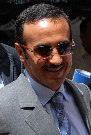 Dictators' Sons: Ahmed, the eldest son of Yemeni President Ali Abdullah Saleh