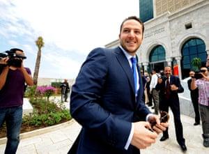 Dictators' Sons: Sakher el-Materi, son-in-law of Tunisian President Zine El Abidine Ben Ali