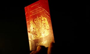 Eight British citizens suspected of terrorist links have had their UK passports cancelled