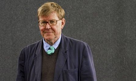 Writer Alan Bennett