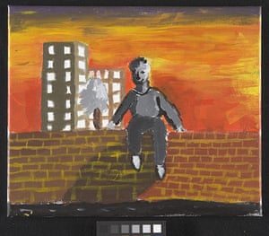 Inside Art: Artwork produced by young offenders in Feltham Young Offenders Institute