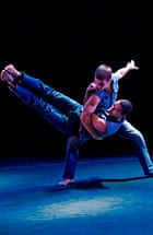 This week 39 s new dance stage the guardian for Antony tudor jardin aux lilas
