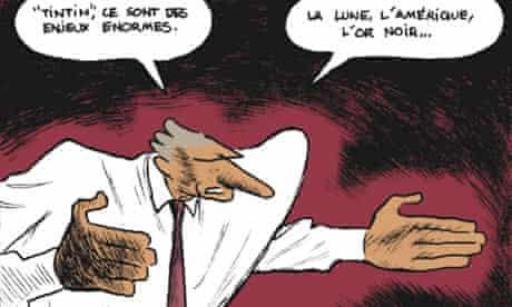 Villepin comic picture