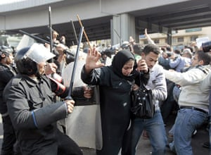 Cairo Protests: Anti-Government demonstrations in Cairo