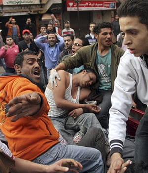 Egypt Protests: Anti government demonstrations in Egypt