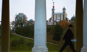 Royal Observatory Greenwich Nevil Maskelyne