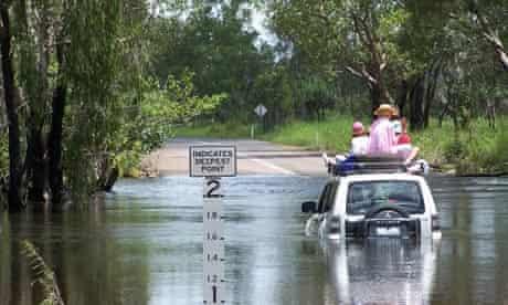 Austtralian floods