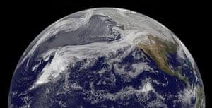 Satellite Eye on Earth: Pineapple Express