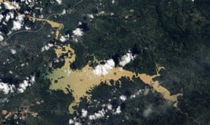 Satellite Eye on Earth: Floods in Panama