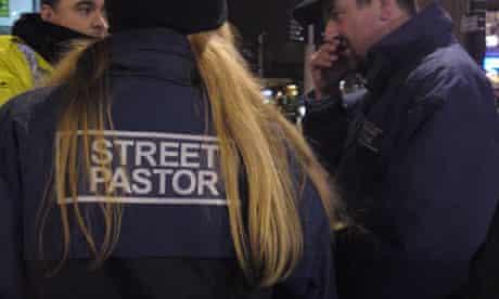 Cardiff Street Pastors