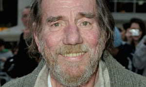 Pete Postlethwaite at the Age of Stupid premiere