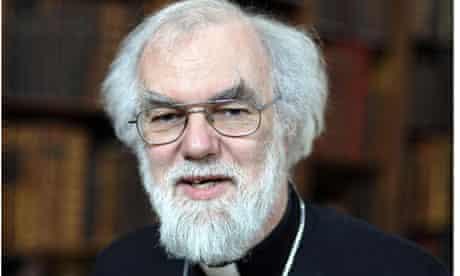 Rowan Williams Archbishop of Canterbury