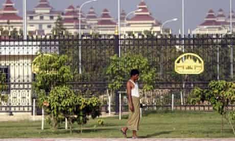 Burmese parliament opens