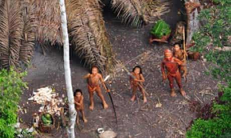 Brazilian tribe