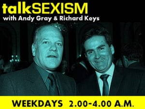 Gray and Keys: The Gallery: Richard Keys and Andy Gray