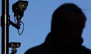 UK - London - Surveillance - Security Camera