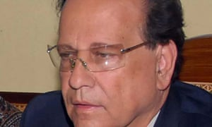 Punjab governor Salman Taseer, who has been killed in a Pakistan attack