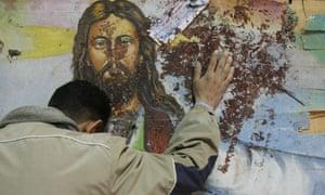 Egypt church bomb attack