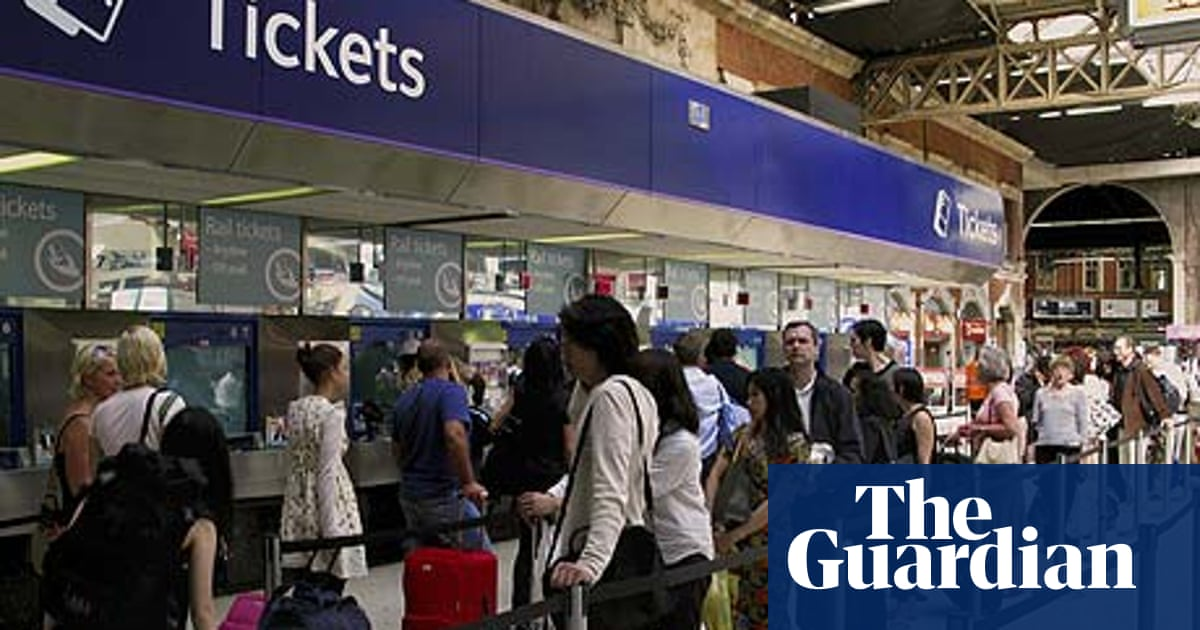 How To Cut The Cost Of Your Rail Fare Money The Guardian