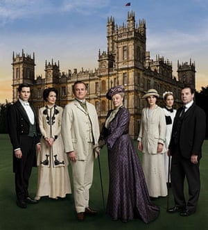 Top ten: costume dramas: Downton Abbey