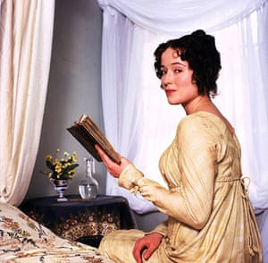 Top ten: costume dramas: Pride and Prejudice