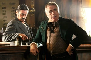 Top ten: costume dramas: 'Deadwood' TV series, Season 3 - 2006