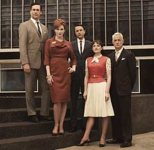 Top ten: costume dramas: MAD MEN