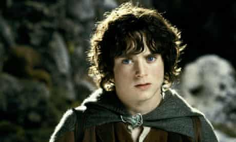 Elijah Wood in The Lord of the Rings: The Two Towers