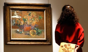 Gauguin's Nature Morte a L'Esperance