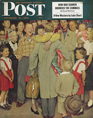 Norman Rockwell: Homecoming