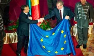 Hungary's prime minister Viktor Orbán takes over the presidency of the European Union