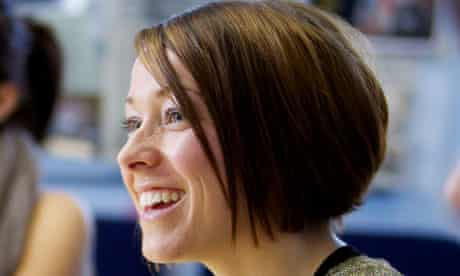 Lucy Timperley, co-ordinator of the pathways2success project at Bolton Lads and Girls Club