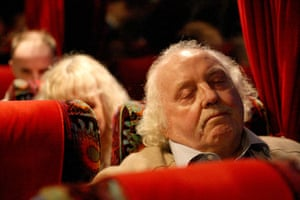 Torquay v Carlisle: A Carlisle United supporter asleep on the coach home
