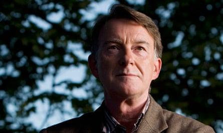 Writer Peter Mandelson
