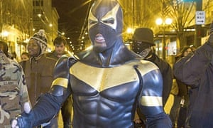 Phoenix Jones has gained fans over the past few years with his exploits