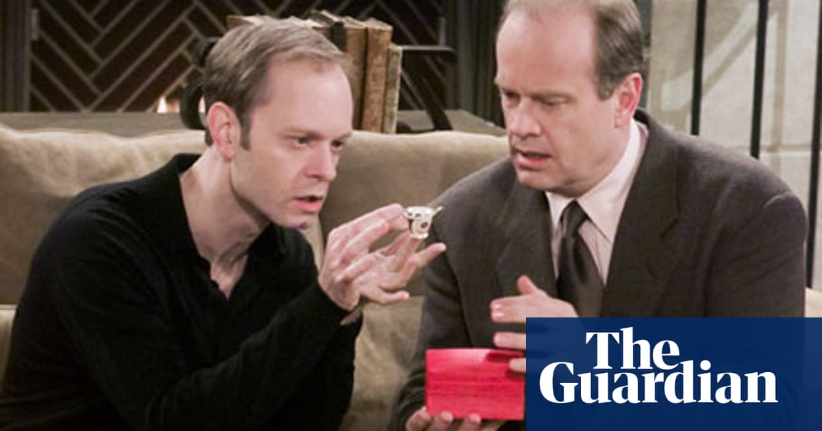 Box Set Club Frasier Television Radio The Guardian