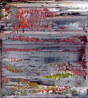 The Art Museum / Phaidon : Abstract Painting, 1995, by Gerhard Richter