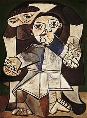 The Art Museum / Phaidon : The First Steps, 1943 by Pablo Picasso,