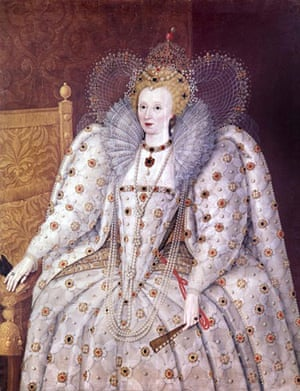 The history of lace: Queen Elizabeth I