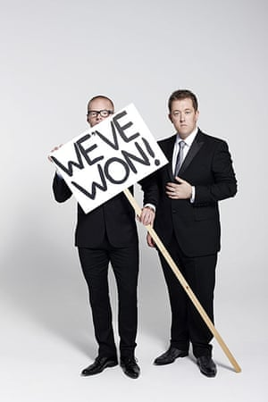 OFM Awards: The Winners: Heston Blumenthal and Ashley Palmer-Watts