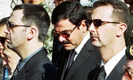 The Assad family
