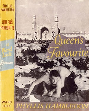 Joe Orton exhibition: Queen's Favourite by Phyllis Hambledon