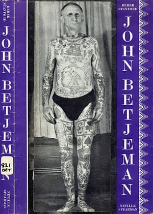 Joe Orton exhibition: John Betjeman - A Study by Derek Stanford