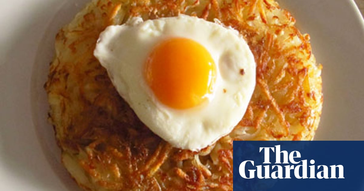 How to cook the perfect rösti | Food | The Guardian