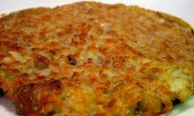 Valentine Warner recipe rosti