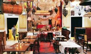 Restaurant: Brunswick House Cafe