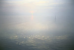 Real Venice: Looking toward Venice from Mazzorbo