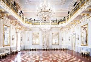 Real Venice: Teatro La Fenice di Venezia, interior
