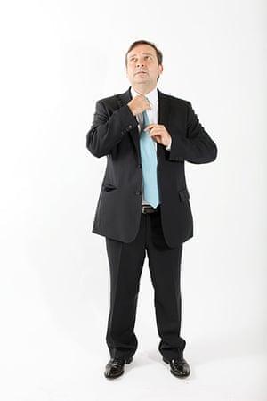 Freize portraits: Gregor Muir, Director of hte ICA