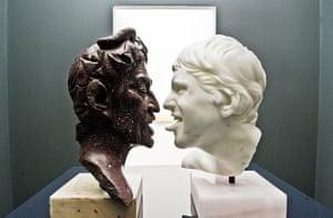 """Frieze Art Fair 2011: Francisco Vezzoli """"Satyr of a Satyr"""""""